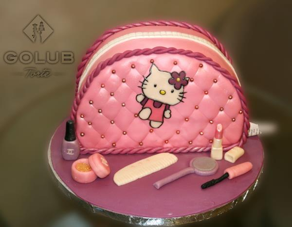 Hello kitty torba D58