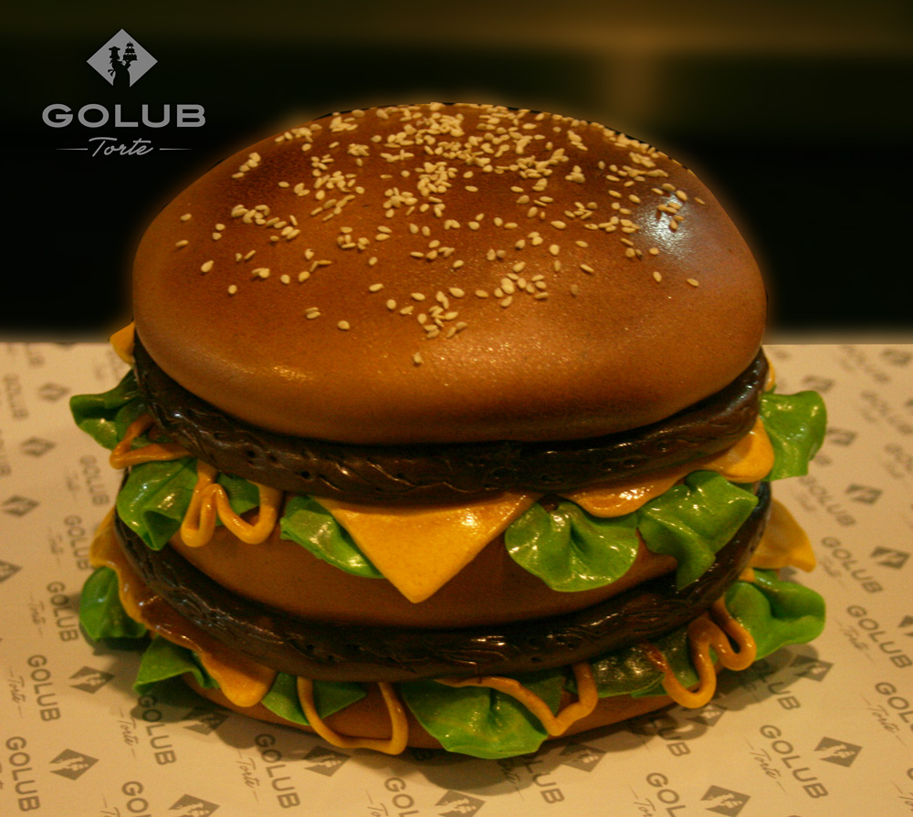 hamburger torta d329