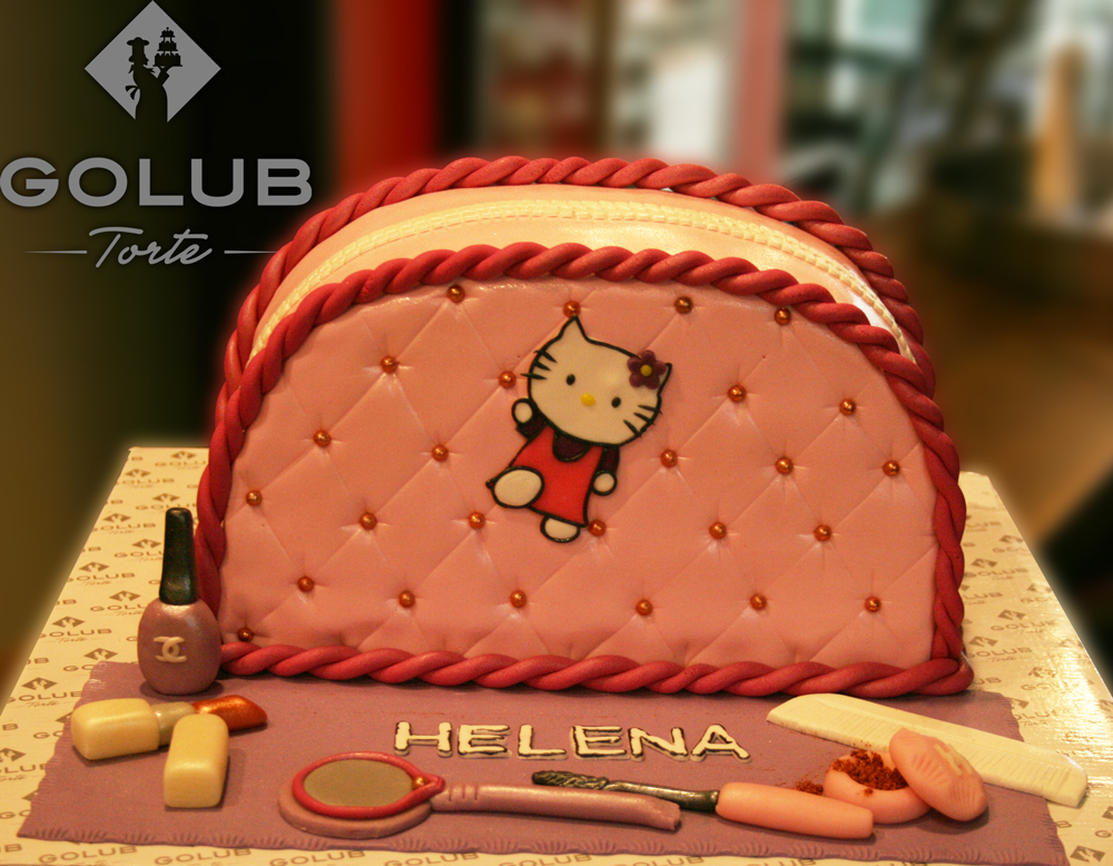 Hello kitty torbica D342