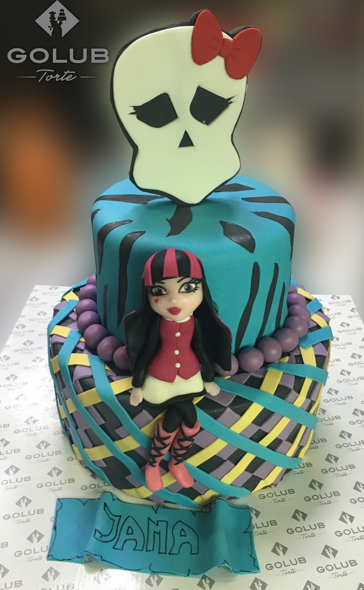 Monster high d410